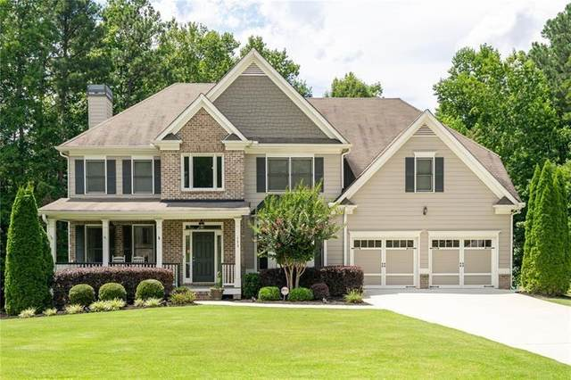 173 Amberhill Lane, Dallas, GA 30132 (MLS #6762111) :: Kennesaw Life Real Estate