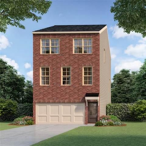 2106 SE Grove Post Road SE #45, Snellville, GA 30078 (MLS #6762147) :: Path & Post Real Estate