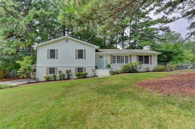 4171 Bolingbrook Drive, Marietta, GA 30062 (MLS #6762152) :: North Atlanta Home Team