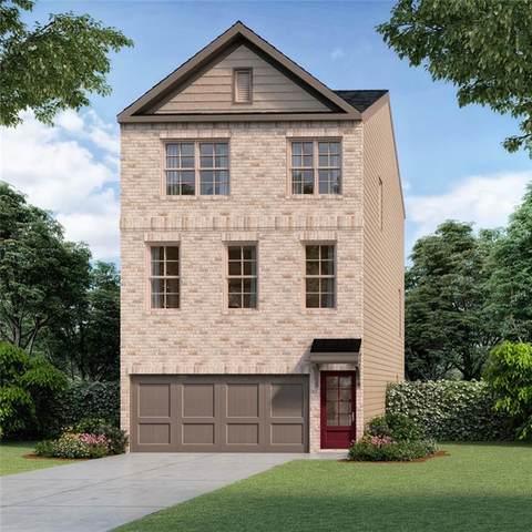 2116 SE Post Grove Road SE #46, Snellville, GA 30078 (MLS #6762154) :: Vicki Dyer Real Estate