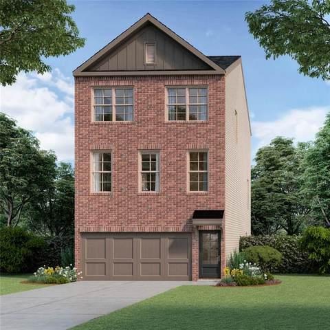 2126 SE Post Grove Road SE #47, Snellville, GA 30078 (MLS #6762157) :: Path & Post Real Estate