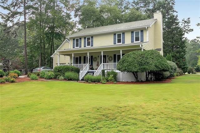560 Leah Drive, Powder Springs, GA 30127 (MLS #6762445) :: North Atlanta Home Team