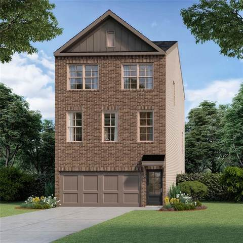 2107 Post Grove Road #103, Snellville, GA 30078 (MLS #6762472) :: Good Living Real Estate