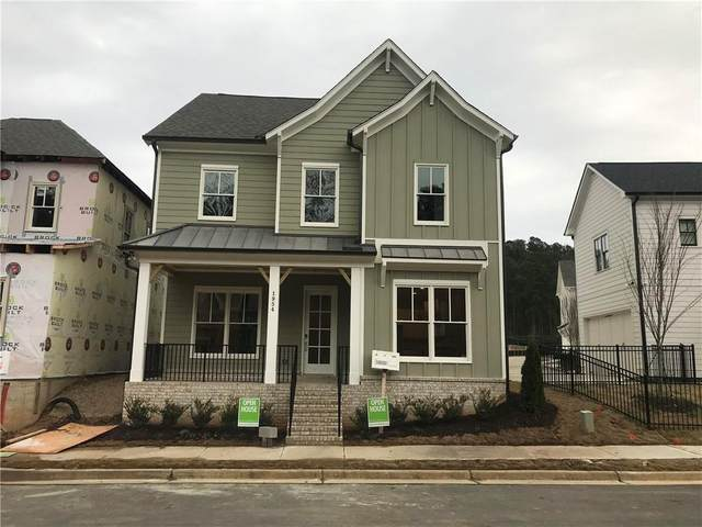 1960 Westside Boulevard NW, Atlanta, GA 30318 (MLS #6762549) :: The North Georgia Group