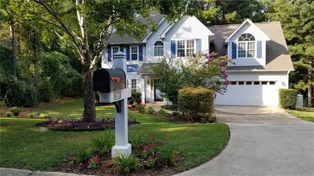 248 Terrane Ridge Road, Peachtree City, GA 30269 (MLS #6762593) :: North Atlanta Home Team