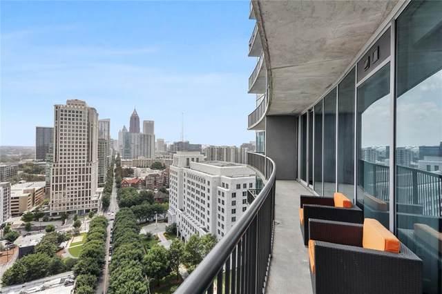 1080 Peachtree Street NE #2109, Atlanta, GA 30309 (MLS #6762607) :: North Atlanta Home Team