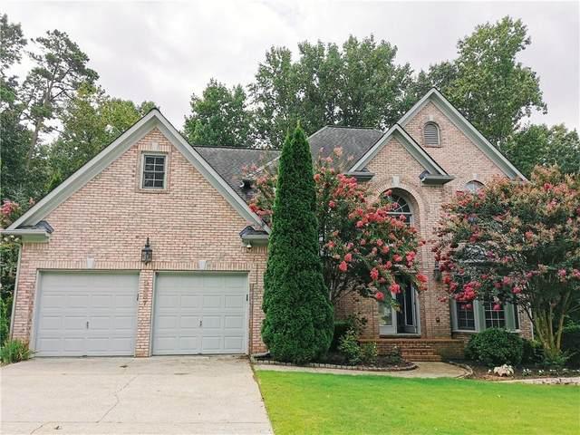 3887 Hickory Manor Drive, Suwanee, GA 30024 (MLS #6762773) :: Todd Lemoine Team