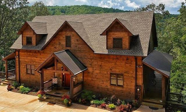 702 Mountain Falls Loop, Ellijay, GA 30536 (MLS #6762792) :: The Hinsons - Mike Hinson & Harriet Hinson
