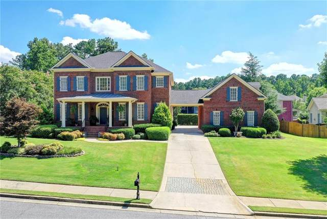 280 Brinsworth Drive, Suwanee, GA 30024 (MLS #6762808) :: North Atlanta Home Team