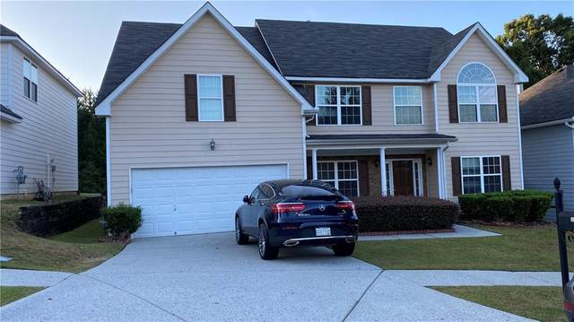 2826 Spence Court, Dacula, GA 30019 (MLS #6762847) :: The Heyl Group at Keller Williams