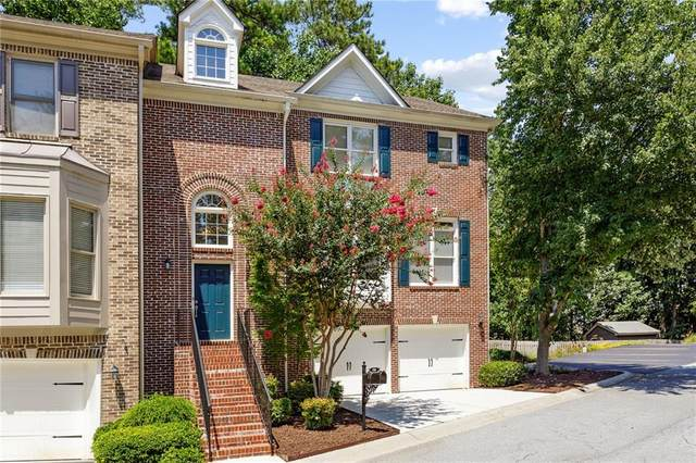 7268 Village Creek Trace, Atlanta, GA 30328 (MLS #6762926) :: The Cowan Connection Team