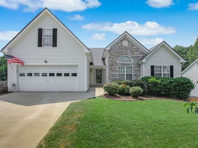 6387 Compass Drive, Flowery Branch, GA 30542 (MLS #6762965) :: Lakeshore Real Estate Inc.