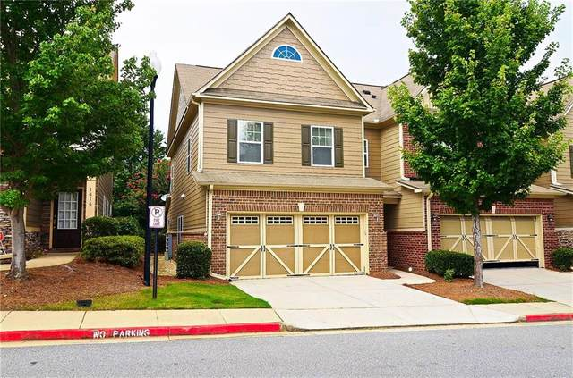 1612 Marsanne Terrace NW #25, Kennesaw, GA 30152 (MLS #6763024) :: Path & Post Real Estate