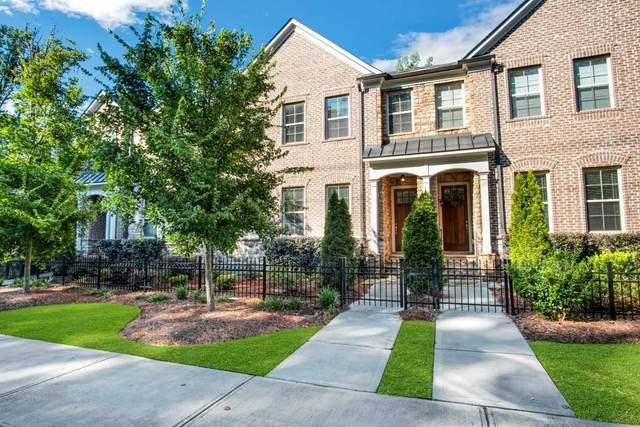 1824 Stephanie Trail NE, Atlanta, GA 30329 (MLS #6763028) :: AlpharettaZen Expert Home Advisors