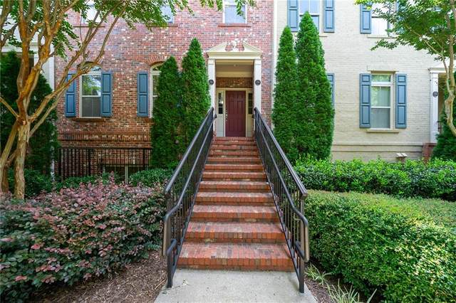 291 Le Gran Bnd #291, Sandy Springs, GA 30328 (MLS #6763234) :: Path & Post Real Estate
