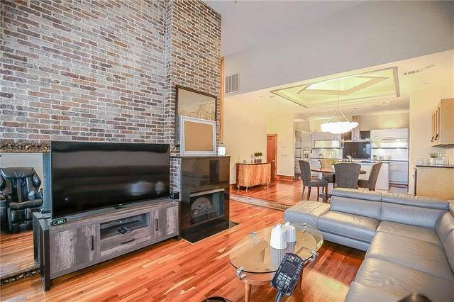 3334 Peachtree Road NE #1707, Atlanta, GA 30326 (MLS #6763271) :: Keller Williams Realty Cityside