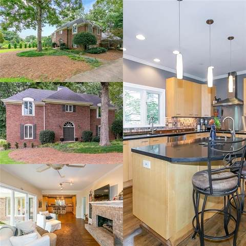 5289 Forest Springs Drive, Dunwoody, GA 30338 (MLS #6763378) :: The Realty Queen & Team