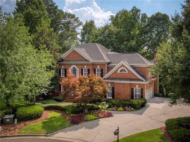 150 National Drive, Johns Creek, GA 30097 (MLS #6763386) :: North Atlanta Home Team