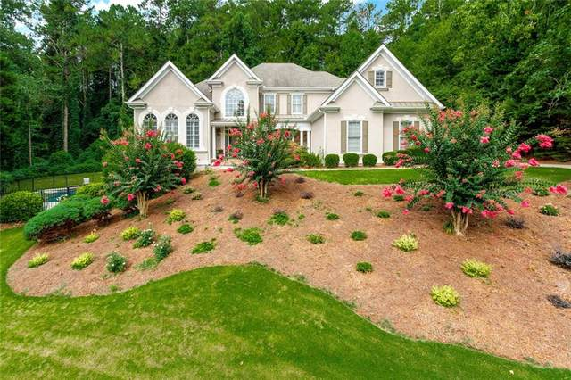 3871 Stone Lakes Drive NW, Kennesaw, GA 30152 (MLS #6763393) :: The Cowan Connection Team