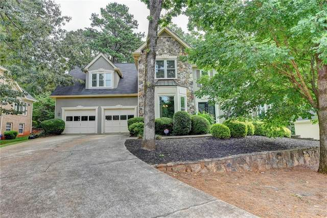 1010 Henry Terrace, Lawrenceville, GA 30046 (MLS #6763411) :: The Cowan Connection Team