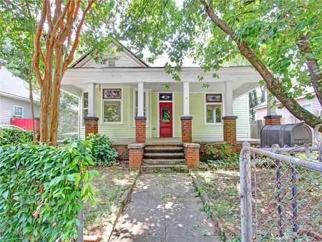657 Bryan Street SE, Atlanta, GA 30312 (MLS #6763514) :: North Atlanta Home Team