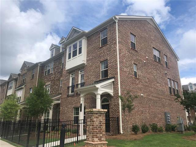 5951 Terrace Bend Place #63, Peachtree Corners, GA 30092 (MLS #6763651) :: The Butler/Swayne Team