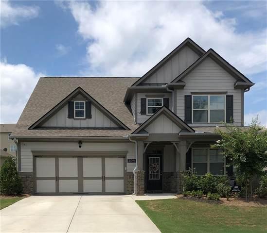 6691 Rivergreen Road, Flowery Branch, GA 30542 (MLS #6763727) :: North Atlanta Home Team