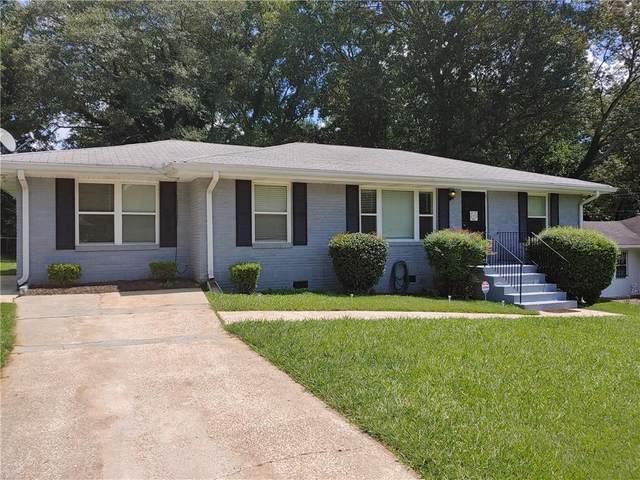 2310 Starline Drive, Decatur, GA 30032 (MLS #6763762) :: North Atlanta Home Team