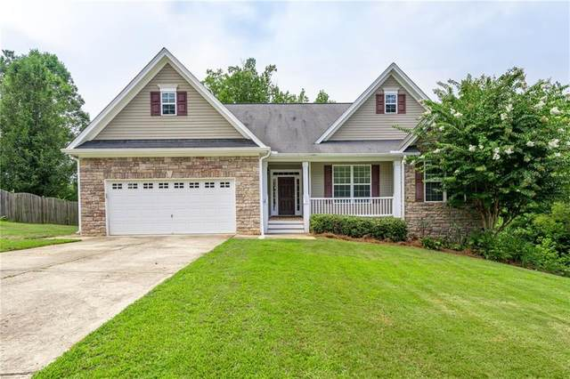 103 Eagles Nest Drive, Hiram, GA 30141 (MLS #6763862) :: BHGRE Metro Brokers