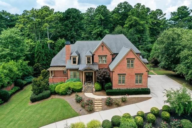 135 Newcastle Court, Roswell, GA 30076 (MLS #6764103) :: Tonda Booker Real Estate Sales