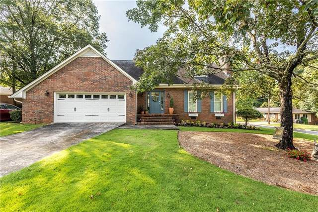 13 Parkway Dr. Drive SE, Rome, GA 30161 (MLS #6764206) :: The Cowan Connection Team