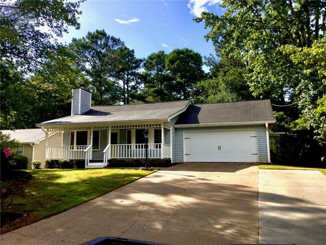 1861 Rose Garden Lane, Loganville, GA 30052 (MLS #6764228) :: RE/MAX Paramount Properties