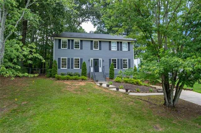 1875 Tree Brooke Lane, Snellville, GA 30078 (MLS #6764451) :: The Cowan Connection Team