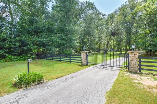 7467 Woody Springs Drive, Flowery Branch, GA 30542 (MLS #6764610) :: North Atlanta Home Team