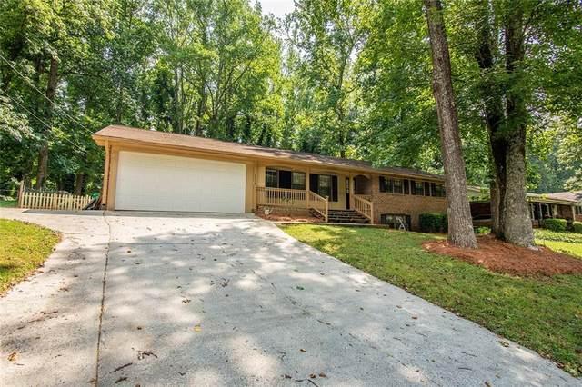 4779 Darlene Way, Tucker, GA 30084 (MLS #6764644) :: Tonda Booker Real Estate Sales