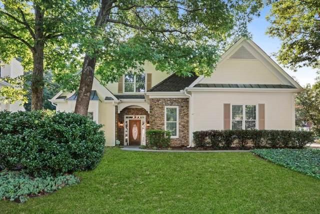 1665 Highland Oaks Way, Lawrenceville, GA 30043 (MLS #6764866) :: Thomas Ramon Realty