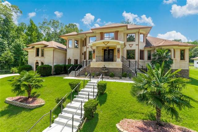 3135 Juhan Road, Stone Mountain, GA 30087 (MLS #6765046) :: Keller Williams Realty Atlanta Classic