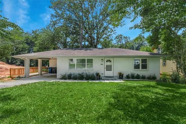 1904 Linwood Avenue, East Point, GA 30344 (MLS #6765055) :: KELLY+CO