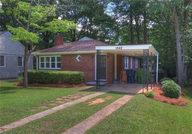 1848 Brandywine Street SW, Atlanta, GA 30310 (MLS #6765315) :: Kennesaw Life Real Estate
