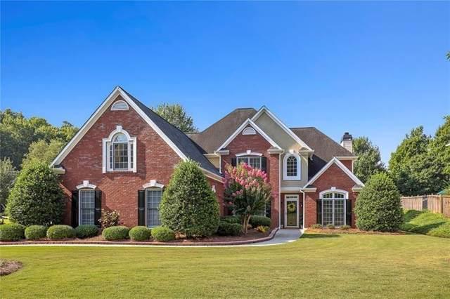 1549 Amberwood Creek Drive NW, Kennesaw, GA 30152 (MLS #6765465) :: North Atlanta Home Team