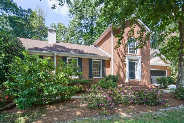 1856 Berkeley Mews NE, Atlanta, GA 30329 (MLS #6765475) :: The Cowan Connection Team
