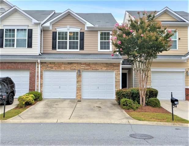 326 Niblewill Place #25, Marietta, GA 30066 (MLS #6765861) :: North Atlanta Home Team