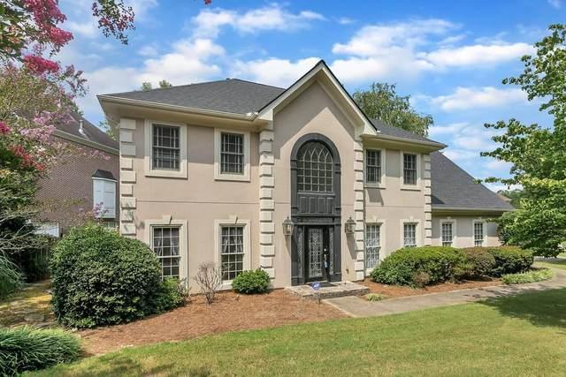 400 Gatehouse Court, Alpharetta, GA 30009 (MLS #6766240) :: The Heyl Group at Keller Williams
