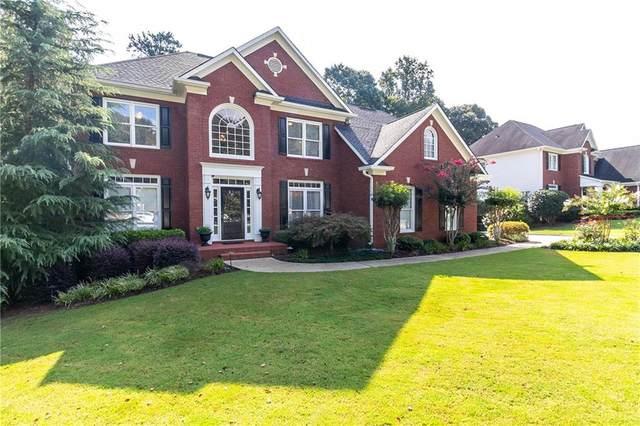 745 Woodbrook Way, Lawrenceville, GA 30043 (MLS #6766257) :: RE/MAX Prestige
