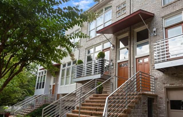 1348 Fernwood Circle NE, Brookhaven, GA 30319 (MLS #6766317) :: Oliver & Associates Realty