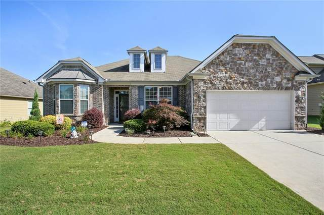 525 Creekshire Circle, Canton, GA 30115 (MLS #6766440) :: North Atlanta Home Team