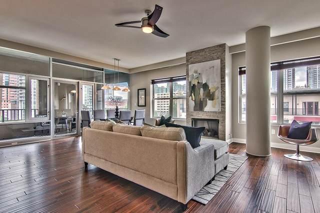845 Spring Street NW #429, Atlanta, GA 30308 (MLS #6766471) :: Vicki Dyer Real Estate
