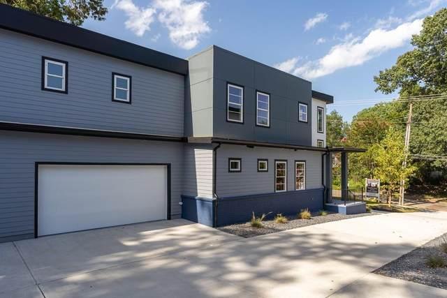 48 Walthall Street NE A, Atlanta, GA 30307 (MLS #6766472) :: Vicki Dyer Real Estate