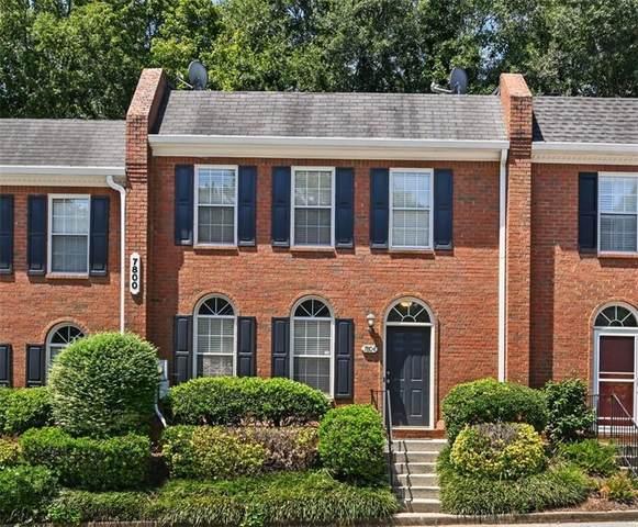 7804 St Charles Square, Roswell, GA 30075 (MLS #6766729) :: Good Living Real Estate
