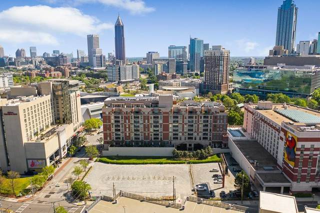 250 Park Avenue West NW #301, Atlanta, GA 30313 (MLS #6766836) :: North Atlanta Home Team